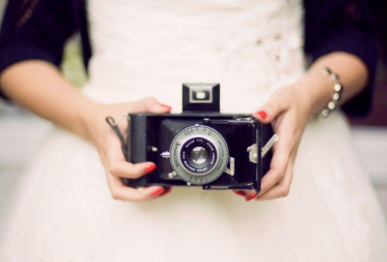 Фотограф на съемку
